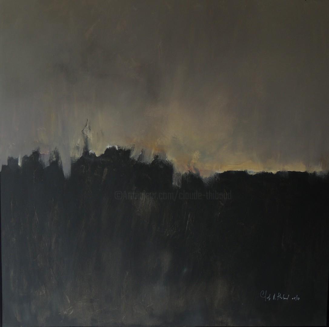 Claude André Thibaud - CREPUSCULE 1 / DUSK 1