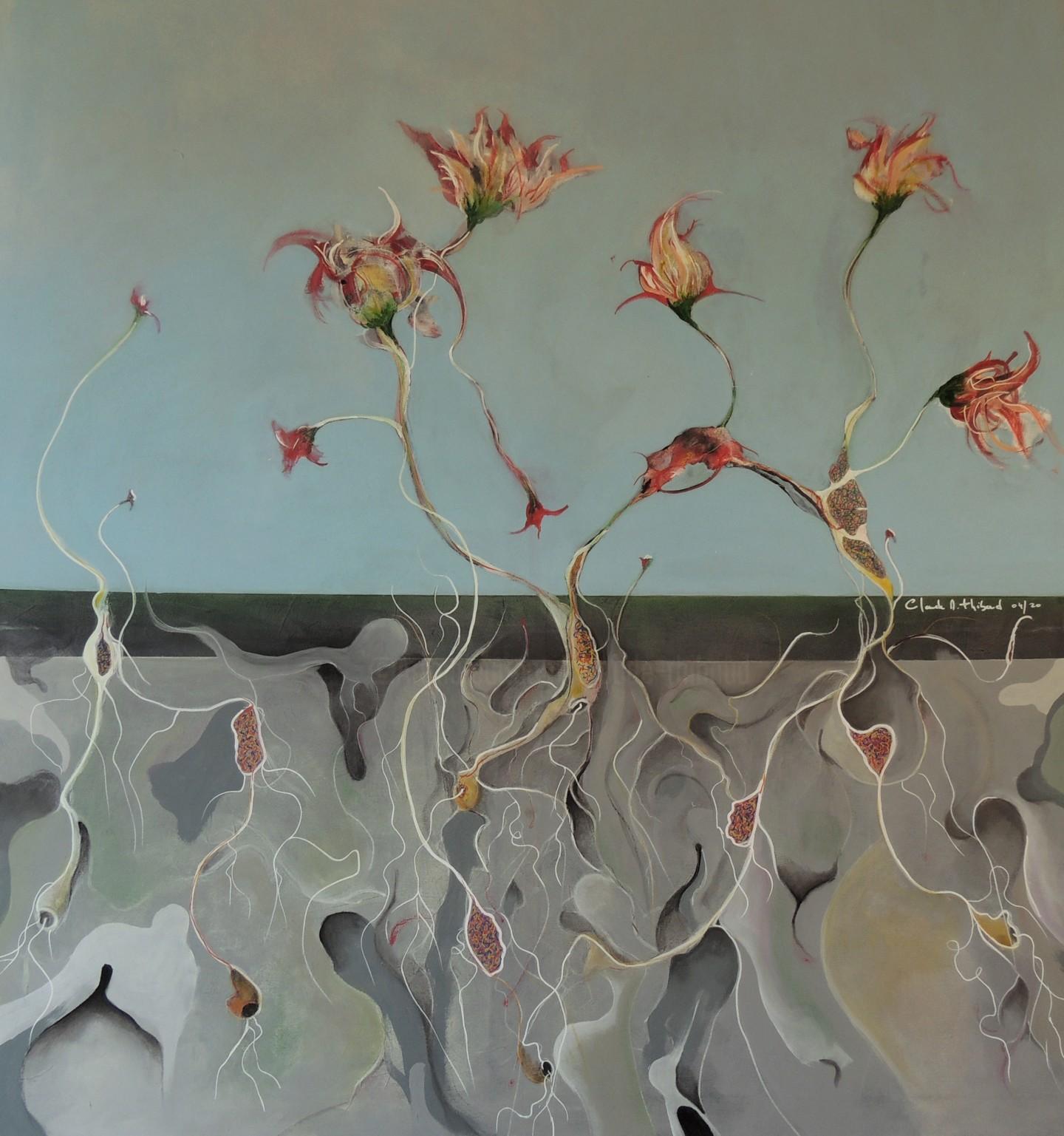 Claude André Thibaud - RENAISSANCE / REBIRTH