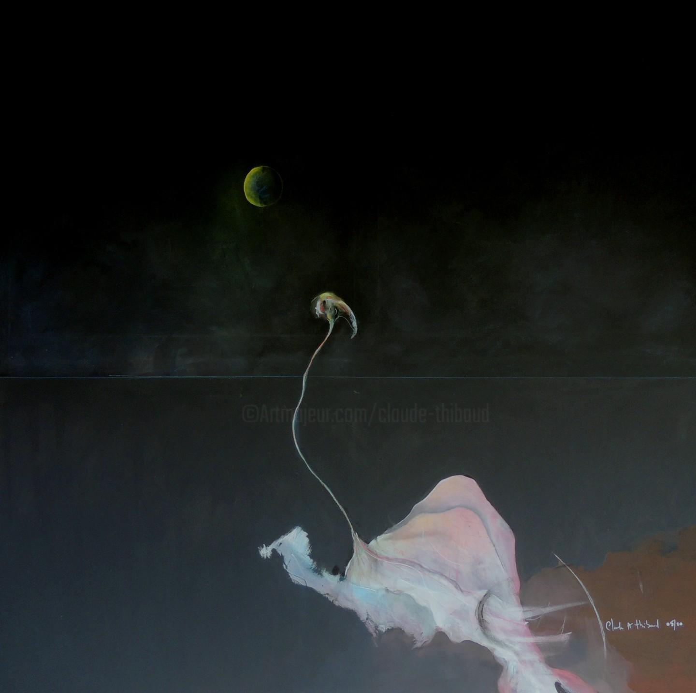 Claude André Thibaud - FLEUR DE LUNE / MOON FLOWER