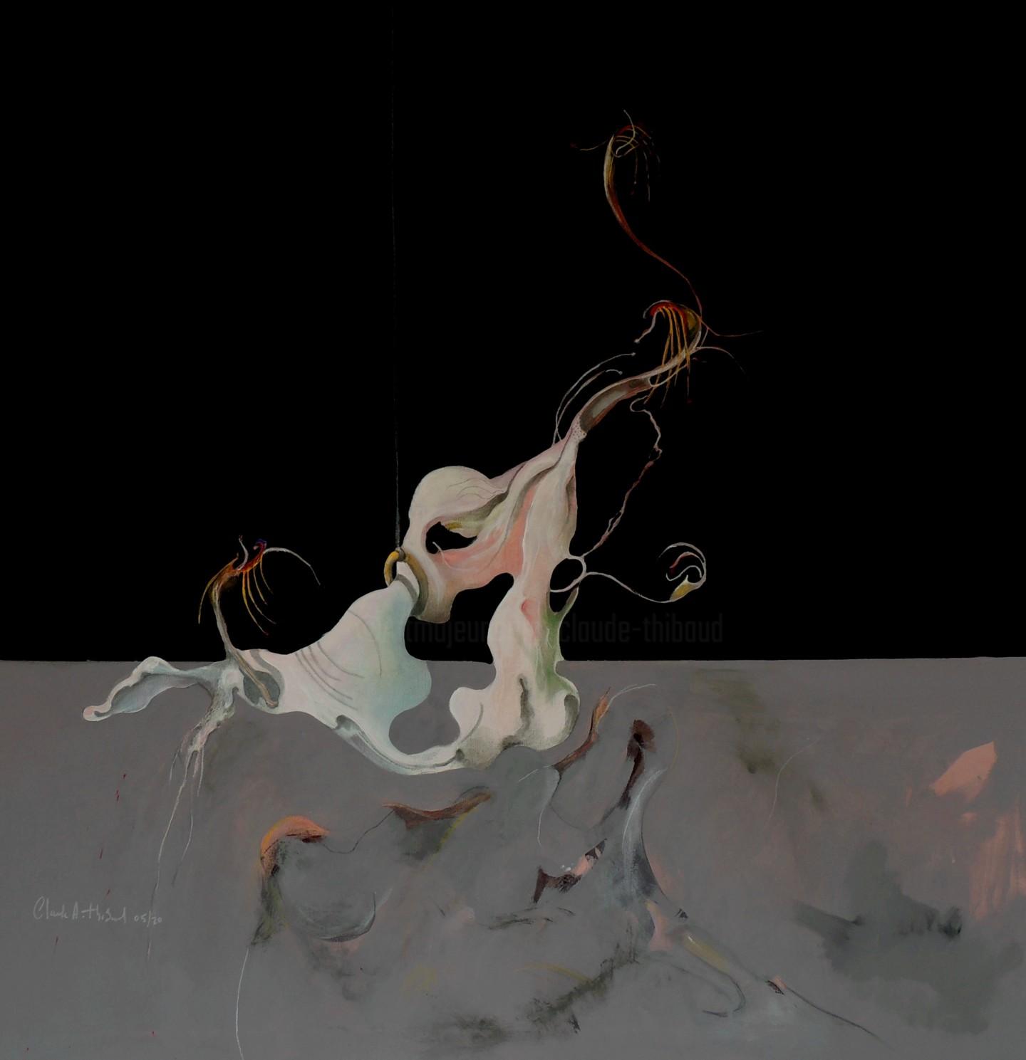 Claude André Thibaud - FLEUR LUMIÈRE/FLOWER LIGHT