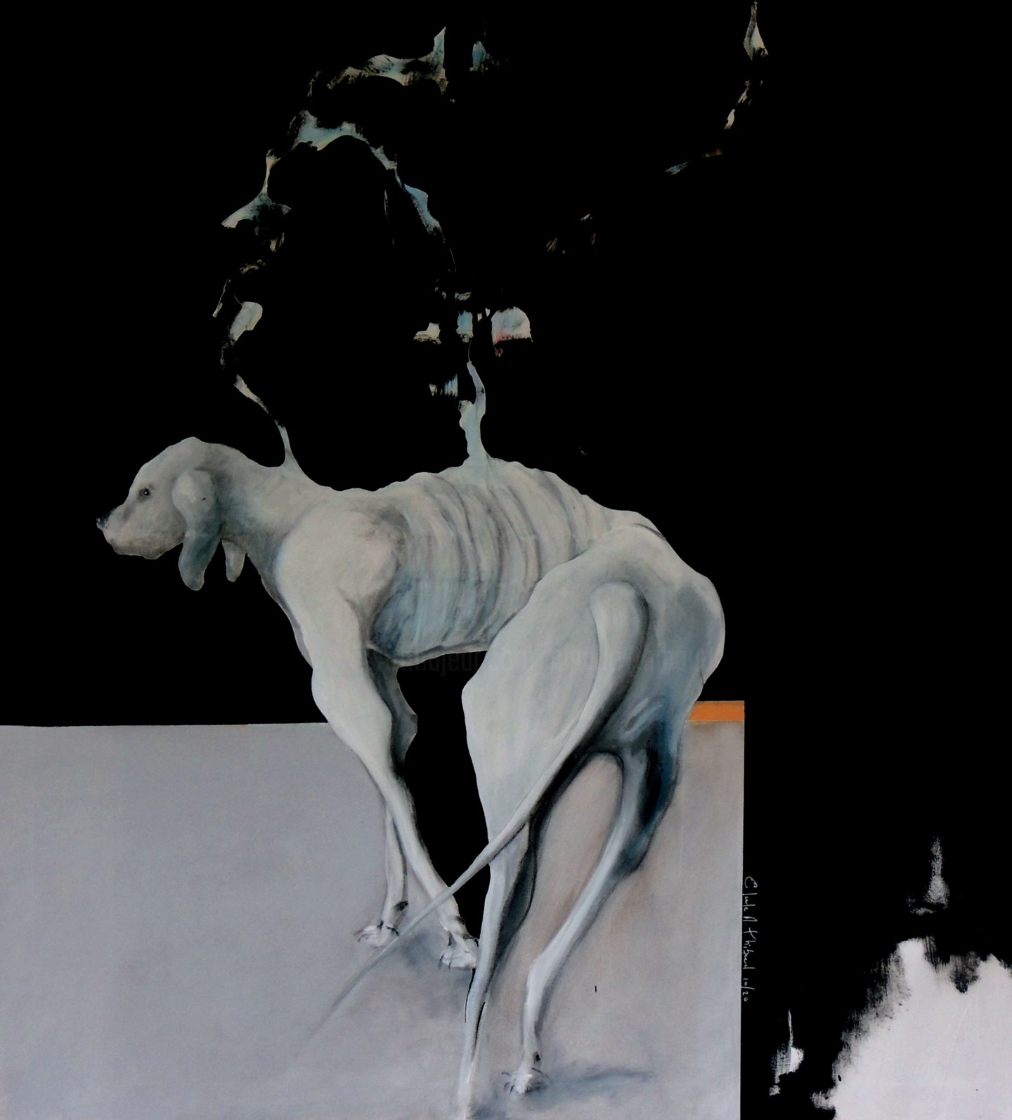 Claude André Thibaud - PARTIR/ LEAVING