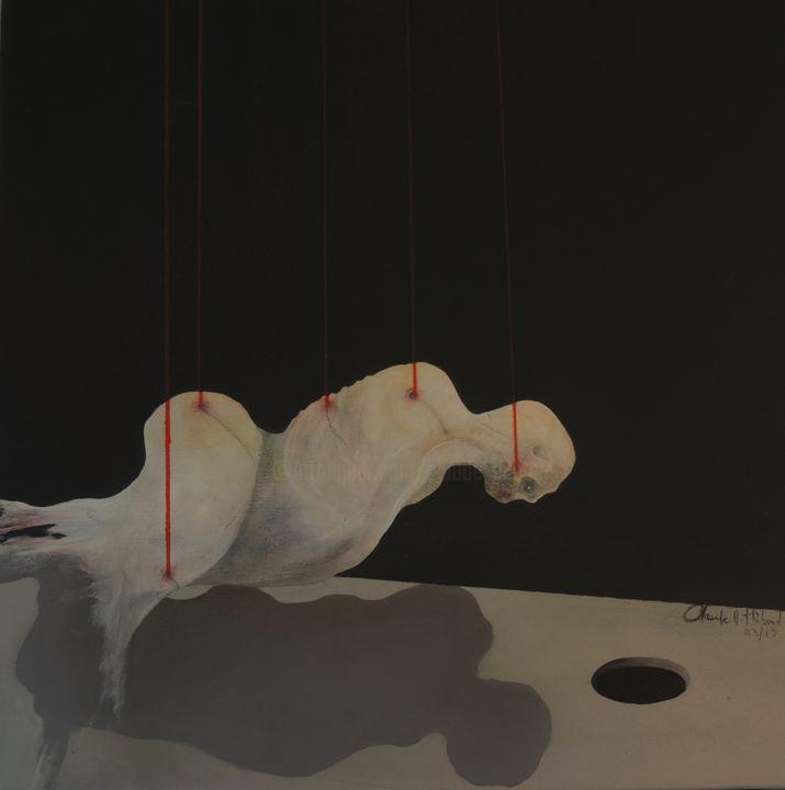 Claude André THIBAUD - L'APPÂT / THE BAIT