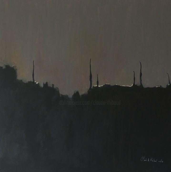 Claude André THIBAUD - CREPUSCULE 4 / DUSK 4