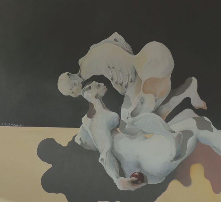 Claude André THIBAUD - L'ORGUEIL / VAINNESS