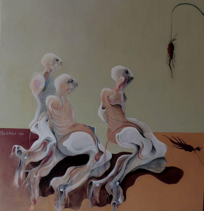 Claude André THIBAUD - LA COURSE AU BONHEUR/ PURSUIT OF HAPPINESS